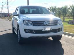 Amarok Highline 2016 Estado De Zero!
