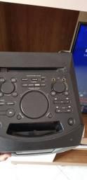Vendo Mini System Flex MHC-GT3D com Bluetooth e NFC<br><br>MHC-GT3D<br><br>