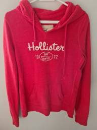 moletom hollister original