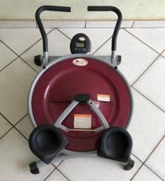 Ab Circle Fitness Abdominal - Polishop- Semi-Novo - Excelente oportunidade