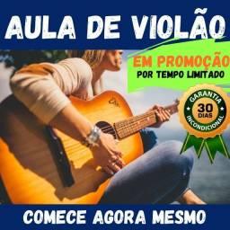 Aprenda a tocar violão Partindo do zero (Curso completo)!