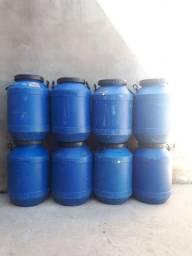Tambores p/ utilidades em geral, Atlura 60 centímetros (60 litros)