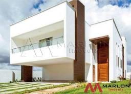 Aluga-se casa alto padrao, condominio fechado, com 4 suites , sendo 3 com closet, 350m²