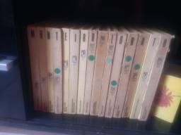 Coleção de livro monteiro lobato