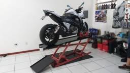 Rampa de motos 350 kg** plantão 24h fabrica