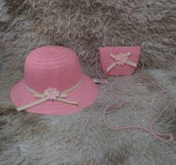 Kit chapéu infantil
