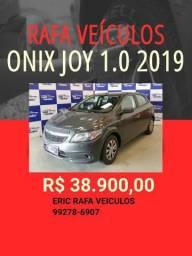 OFERTA DE VERDADE!!! ONIX JOY 19/19 CINZA R$ 38.900,00
