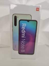 Redmi Note 8 da Xiaomi. ENTREGA a jato! Novo lacrado com garantia e cartão