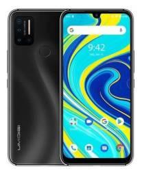 Imperdível Novo Umidigi A7 Pro Dual SIM 64 GB Azul-oceano 4 GB RA