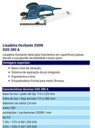 Lixadeira bosh GSS 180 A
