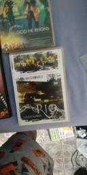 CDs e DVDs gospel