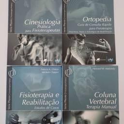 Coleções Physio Fisioterapia e prática Livro