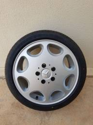 JG roda mercedes 16 raridade