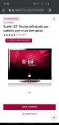 Televisor LG 32 Polegadas Design sofisticado