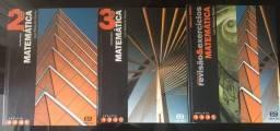 Box livros de matemática