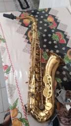 Sax tenor Shelter em Bb