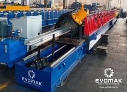 Perfiladeira Industrial para dry wall, steel frame e porta pallet
