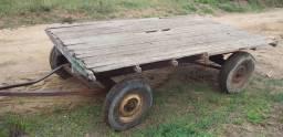 Reboque 4 rodas