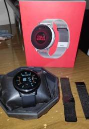vende-se relogio Smartwatch LCD Unissex Chilli beans