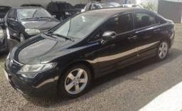 Honda - Civic LXS 1.8 Flex - Completo - Único Dono - T.R.O.C.A - Financia 100%