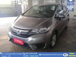 Honda Fit Lx 1.5 2014/2015 Completo