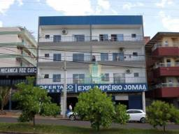 Apartamento com 2 dormitórios para alugar com 55 m² por R$ 800/mês na Vila Pérola em Foz d