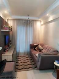 Apartamento para Venda em Cajamar, Portais (Polvilho), 3 dormitórios, 1 suíte, 2 banheiros
