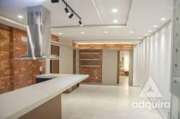 Apartamento com 2 quartos no Edifício Rembrandt - Bairro Centro em Ponta Grossa