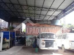 Galpão Manaus - 352 m² - Armando Mendes - GPV22