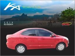 Ford Ka 1.5 ti-vct flex se plus sedan automático