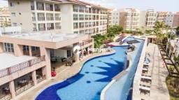 Apartamento para aluguel, 2 quartos, 1 suíte, 1 vaga, Porto das Dunas - Aquiraz/CE