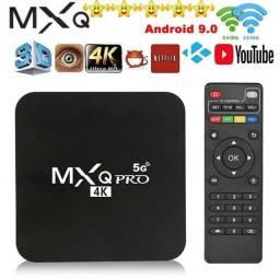 TV BOX ORIGINAL MXQ PRO 5G 2GB/16GB