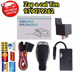 Rastreador Gps Bloqueador Veicular Tracker 311 Carro Moto