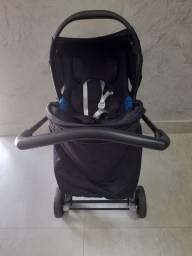 Vende se carrinho de bebê + Bebê conforto + ninho
