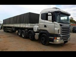 Scania R-440 8x2       2014