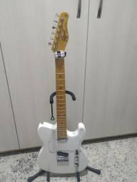 Guitarra Tagima Telecaster Woodstock + Capa