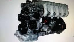 Motor accelo  715 desmontado vendo peças