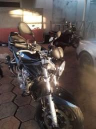 Bandit 1250n aceito troca carro popular ou moto menor valor