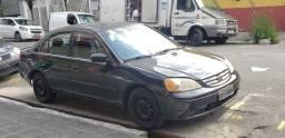 Honda civic 2003 preto