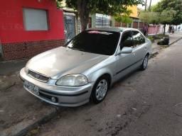 Honda Civic Ex Completo Doc OK