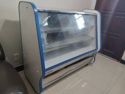 Balcão Refrigerado 1,20m INOX - Ormifrio