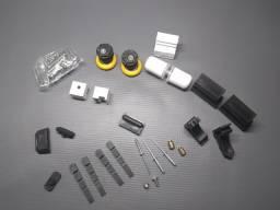 Kit De Acessórios para Reparo de Box De Vidro 8mm F1 - 1 Fixo/1 Móvel