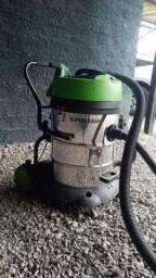 Aspirador profissional para solidos e liquidos super clear 1200w 60l