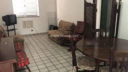 Apartamento à venda com 1 dormitórios em Pitangueiras, Guarujá cod:79045
