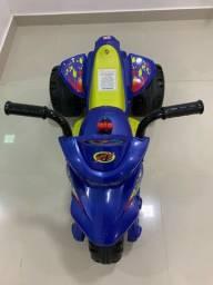 Vendo moto elétrica  semi nova