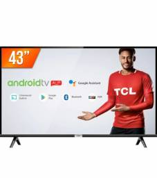 Smart Tv Led 43? TCL 43S6500 Full HD - Android Wi-Fi 2 HDMI 1 USB