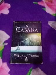 """Livro Cristão """"A Cabana"""""""
