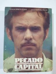 Box DVD Novela Pecado Capital Original