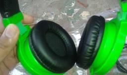 Almofadas de substituição para headset fone razer kraken