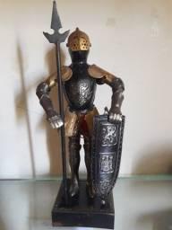 Cavaleiro Medieval em metal - Origem Espanha